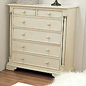 Wilkinson Furniture Ailesbury 6 Drawer Tall Chest