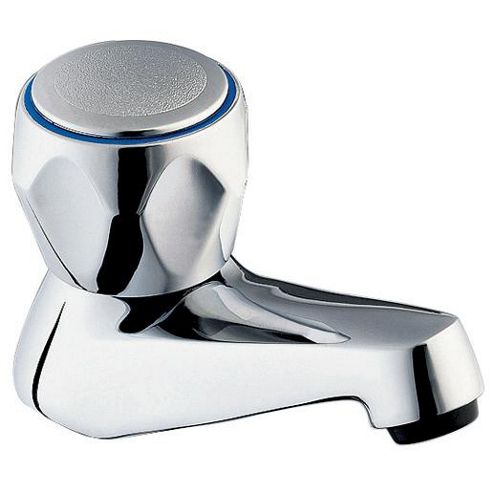 Deva Profile Bath Taps Pair Chrome