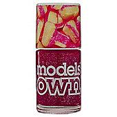 Models Own Sweet Shop Nails - Rhubarb and Custard
