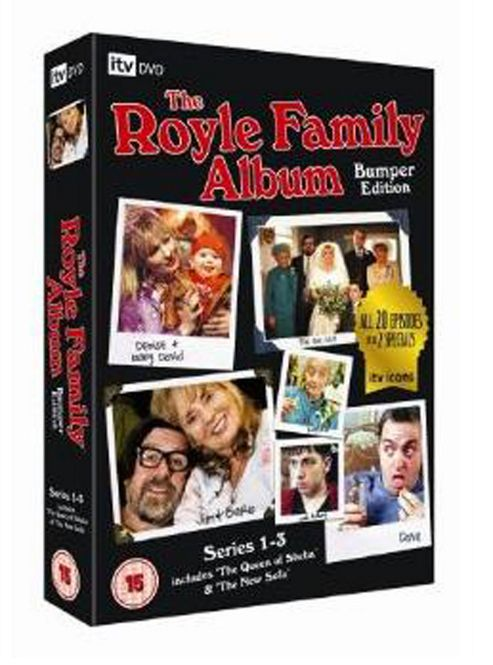 The Royle Family Album - Complete Collection Plus Specials  (DVD Boxset)