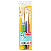 ELC Set of 4 Paint Brushes