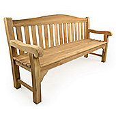 Bracken Style Oxford Bench - 180cm W