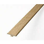 Westco HDF T-Bar 1m  FC58, White Pine