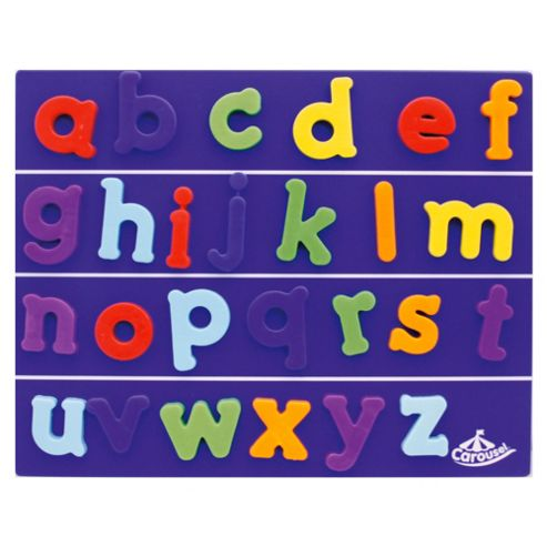 Carousel Magnetic Board & Letters