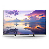 "Sony KD43XD8099BU 43"" LCD TV 4k HDR with Android and Triluminos in Black"