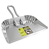 National Trust Heavy Duty Aluminium Dustpan