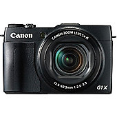 Canon PowerShot G1 X Mark II Digital Camera Premium Kit - Black