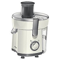 Philips Juicer Blender, HR1845/33, 350W - White