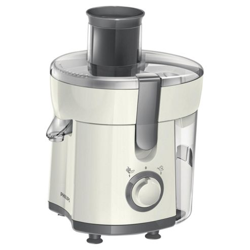 Buy Philips Juicer Blender, HR1845/33, 350W - White from our Juicers range - Tesco