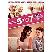 Love In The Moment 5 to 7 DVD