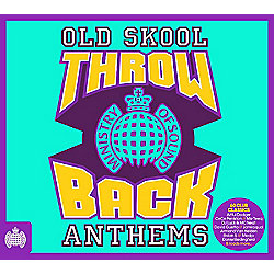 Ministry of sound - Throwback Old Skool Anthems (3CD)