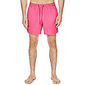 F&F Short Length Swim Shorts - Bright pink