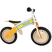 Kiddimoto Kurve Balance Bike (Police)