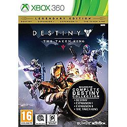 Destiny The Taken King Xbox 360