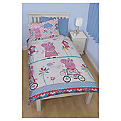 Peppa Pig Duvet Set Single