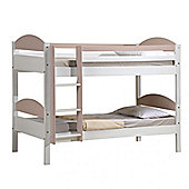 Max Bunk Bed - Soft Pink