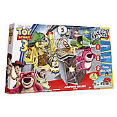 Toy Story 3 Action Links Junkyard Escape Stunt Set