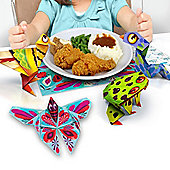 Food & Fold Origami Placemats