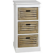 Hampshire Three Drawer Cabinet