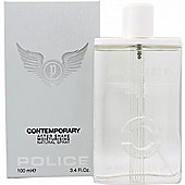 Police Contemporary Aftershave 100ml Spray For Men