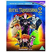 Hotel Transylvania 2 3D Blu-ray