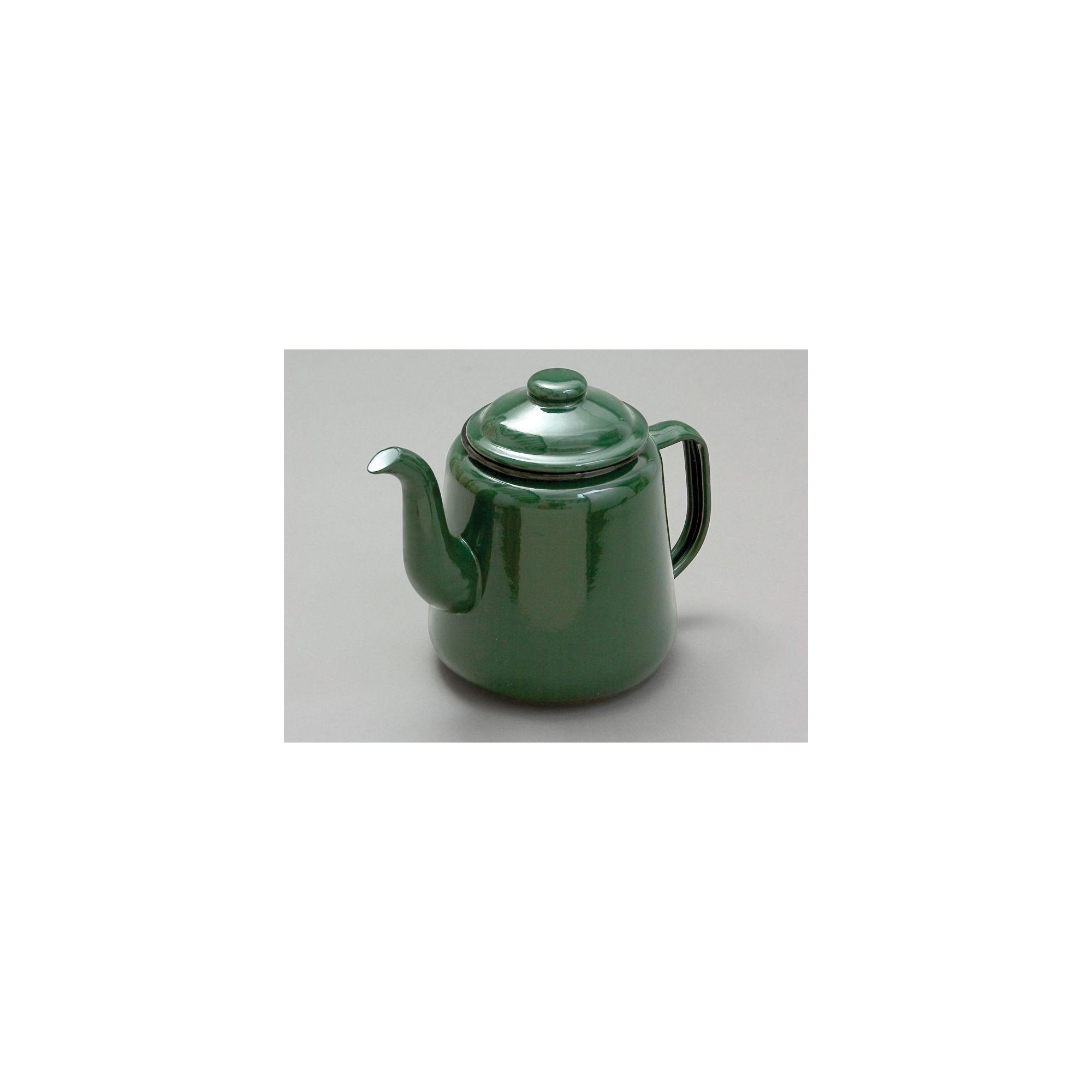 Falcon 69614Gr Teapot Green 14cm