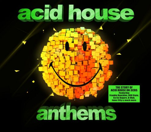 Acid House Anthems (3CD)