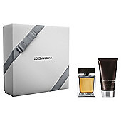 D&G The One Men 50ml Eau De Toilette Gift Set