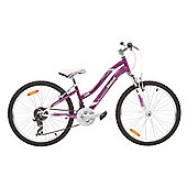 Reebok Girls Satin Mountain Bike