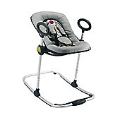 Beaba Up and Down Rocker Chair Black Grey