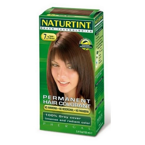 Naturtint I-7.7 Illusion (Teide Brown) (170ml Liquid)