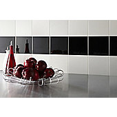 Colour Palette White Gloss Ceramic Wall Tile 148x148mm Box of 44 (0.96 M² / Box)