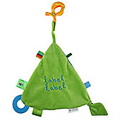 Label Label Clip-On Triangle (Green/Blue)