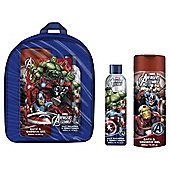 Marvel Avengers Back Pack Gift Set