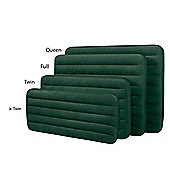 "INTEX 30"" x 75"" 8.75"" Junior Twin Prestige Downy Airbed Kit. Inc Pump"