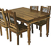 Elements Jaitu 135cm Dining Table
