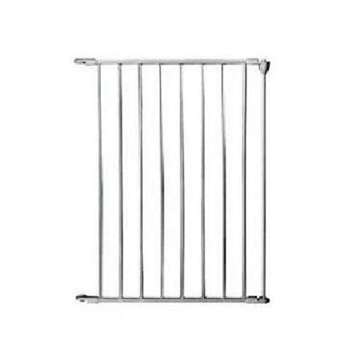 BabyDan Configure Gate Extension Silver 60cm