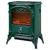 Warmlite WL46012G Log Effect Stove Fire