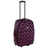 Constellation 2-Wheel Medium Flamingo Suitcase