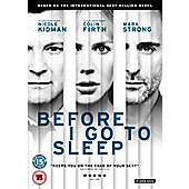 Before I Go To Sleep (DVD)
