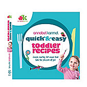 Annabel Karmel Quick And Easy Toddler Recipes By