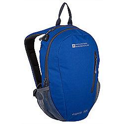 Mountain Warehouse Lightweight Adjustable Esprit 10 Litre Backpack