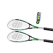 Pro 2 Player Adult Squash Set