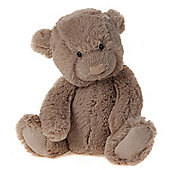 Charlie Bears Oates 13cm Mini Teddy Bear Travel Buddy