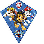 Paw Patrol Diamond Kite - Chase, Rubble and Marshall