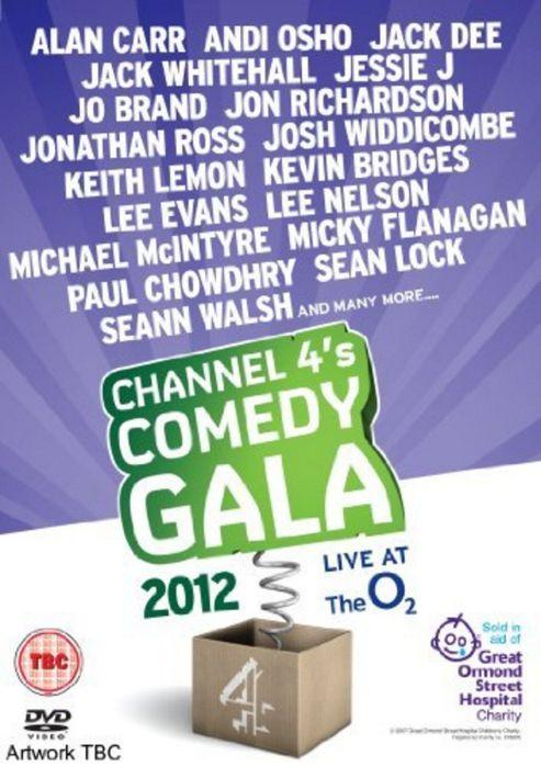 Comedy Gala (DVD)
