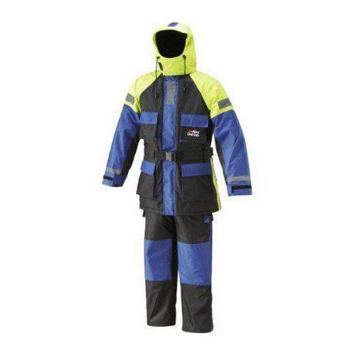 Abu Garcia Flotation Suit Extra Large Blue/Black/Yellow