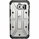 UAG Samsung Galaxy S6 Rugged Phone Case In Ice/Black