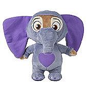 Disney Zootropolis Deluxe Ele-Finnick Talking Soft Toy
