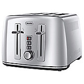 Breville VTT571 4 Slice Toaster For Warburtons